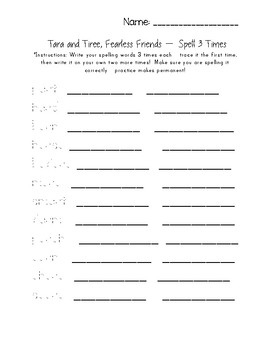 2nd Grade Pearson Reading Street Unit 2 Packet
