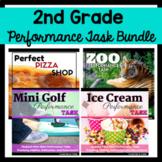 2nd Grade Math Performance Tasks