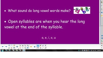 2nd Grade Phonics - Long Vowels