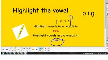 2nd Grade Phonics - Short Vowels