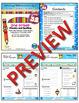 2nd Grade Phonics & Spelling D'Nealian Week 32 (Review Digraphs & Combinations)