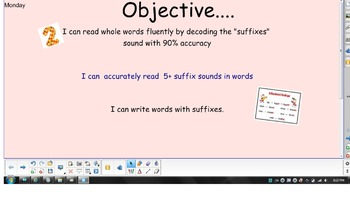 2nd Grade Phonics - Suffixes
