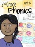 2nd Grade Phonics Unit 6 - inconsistent vowel sounds, syllable splitting