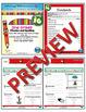 2nd Grade Phonics and Spelling D'Nealian Week 16 (–ed & -ing) {TEKS-aligned}