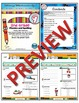 2nd Grade Phonics and Spelling D'Nealian Week 9 (-ed & -ing, CV Words)