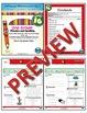 2nd Grade Phonics and Spelling Zaner-Bloser Week 16 (–ed & -ing) {TEKS-aligned}