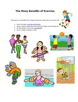 2nd Grade Physical Education Workbook