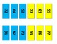 2nd Grade Place Value Perfect Fit - Number Line Game for C