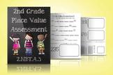 2nd Grade Place Value Assessment 2.NBT.A.3