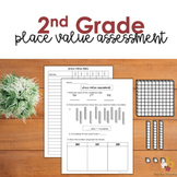 2nd Grade Place Value Assessment