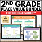 2nd Grade Place Value Bundle {Writing Numbers, Comparing N