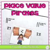 2-Digit Place Value Pirates Math Centers