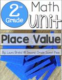 2nd Grade Place Value Unit {Common Core Aligned}
