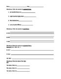 2nd Grade Place Value Worksheet