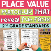 2nd Grade Place Value Worksheets that Reveal Fun Facts