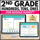 2nd Grade Place Value of Three-Digit Numbers {2.NBT.1} - Google Classroom