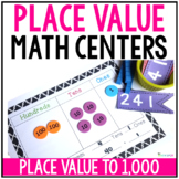 Place Value Games with Base Ten Blocks