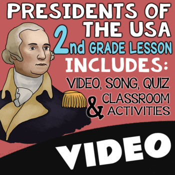 2nd Grade Presidents Day Activities & Worksheets | Grade 2