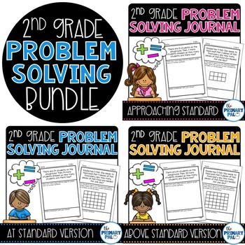 Common Core Problem Solving Bundle: 2nd Grade