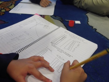 2nd Grade Problem Solving Math Journal - Numbers and Operations (Differentiated)