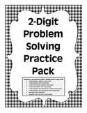 2nd Grade Problem Solving Practice Pack