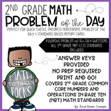2nd Grade Problem of the Day - NBT