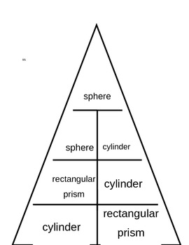 2nd Grade Pryramid Spin Games