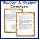 2nd Grade Pumpkin Math Centers