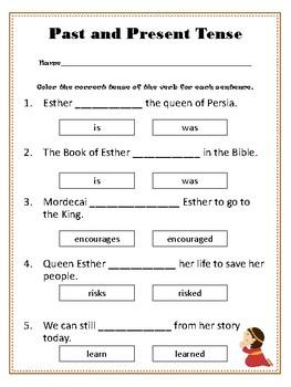 2nd Grade Purim Pack