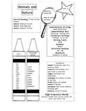 2nd Grade RW Unit 2 Week 1 Spelling List/Weekly Outline wi