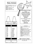 2nd Grade RW Unit 2 Week 4 Spelling List/Weekly Outline wi
