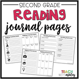 Second Grade Read Aloud Journal Pages
