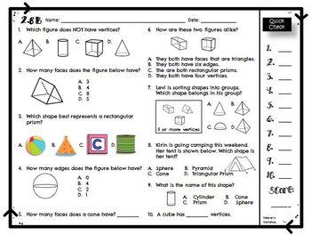2nd Grade Readiness TEKS Quick Checks Bundle