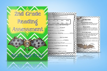 2nd Grade Reading Assessment for RI.2.5 and RI.2.7