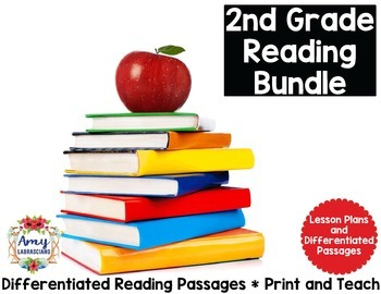2nd Grade Reading Bundle