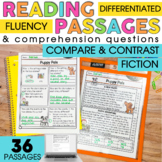 2nd Grade Reading Comprehension Passages | Fiction Compare
