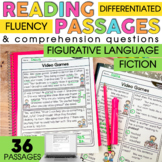 2nd Grade Reading Comprehension Passages | Figurative Lang