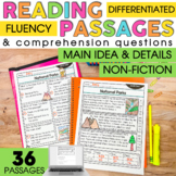 2nd Grade Reading Comprehension Passages | Main Idea and Details