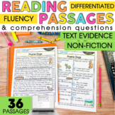 2nd Grade Reading Comprehension Passages  | Nonfiction Tex