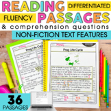 2nd Grade Reading Comprehension Passages | Nonfiction Text