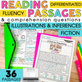 2nd Grade Reading Comprehension Passages | Using Illustrat