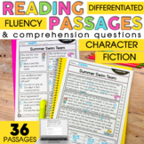 2nd Grade Reading Comprehension Passages and Questions | C