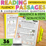 2nd Grade Reading Comprehension Passages and Questions | S