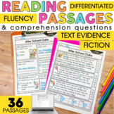 2nd Grade Reading Comprehension Passages |  Fiction Text E