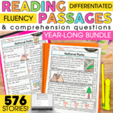 2nd Grade Reading Comprehension and Fluency Passages Growi