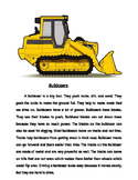 2nd Grade Reading Fluency Passages (12) (150 Words)