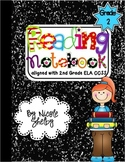 2nd Grade Reading Interactive Notebook (aligned with the Common Core)