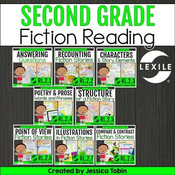 Reading: Literature- 2nd Grade Reading Bundle