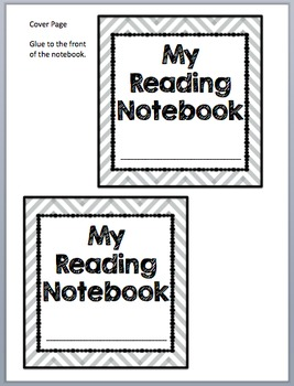 2nd Grade Reading Notebook