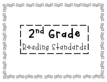 2nd Grade Reading Standards